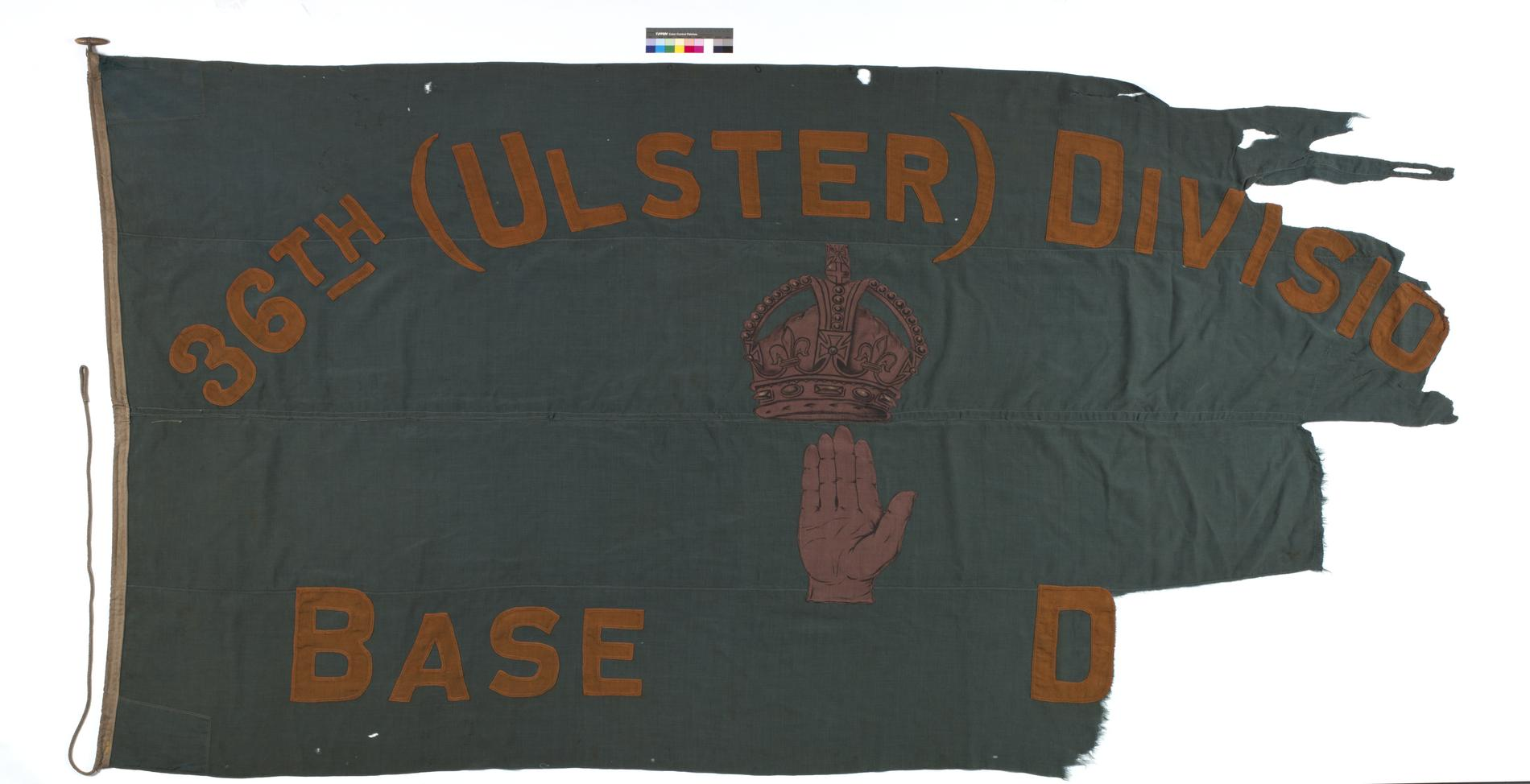 36th Ulster Division Flag (Flag)