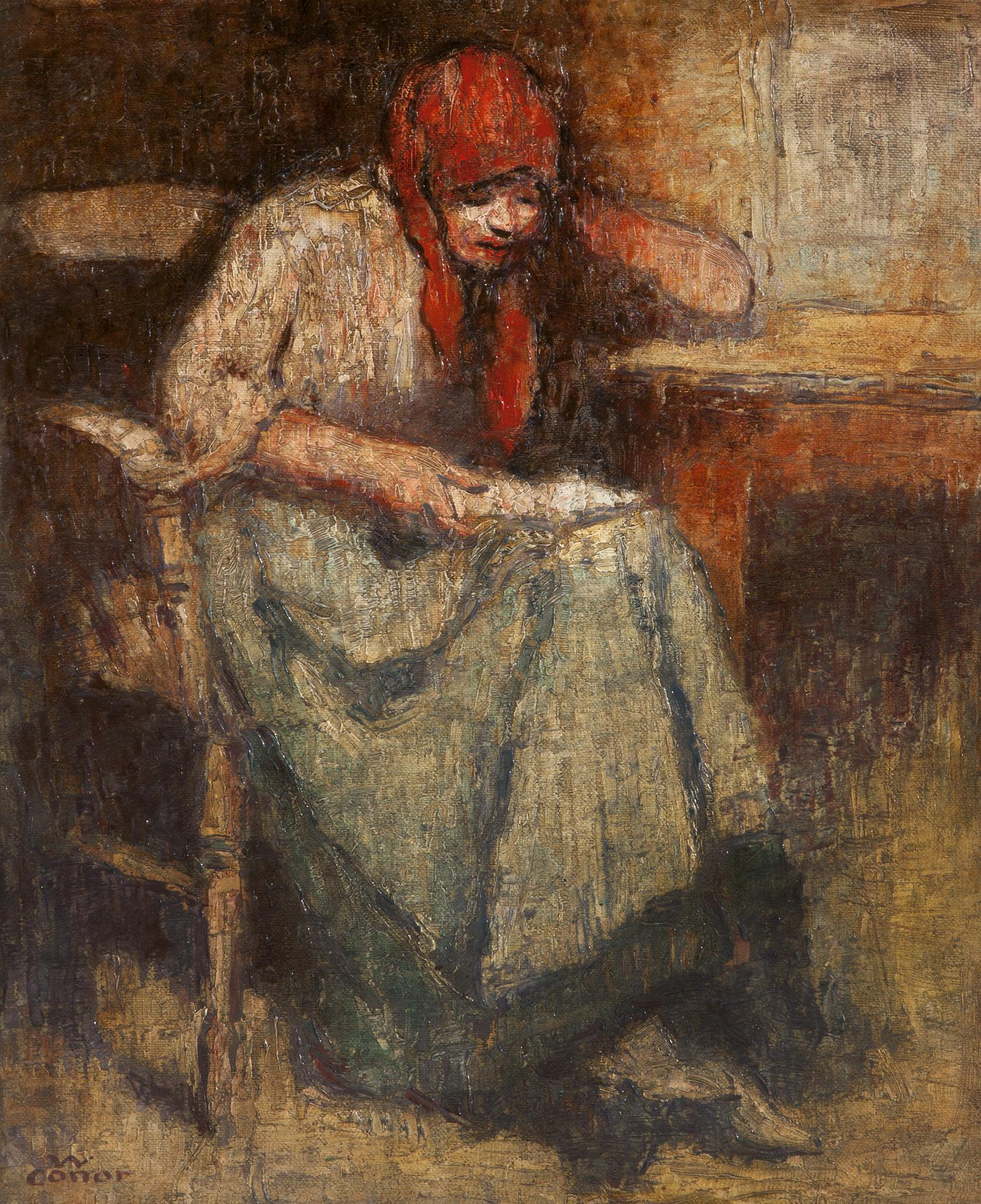 The Reader (1939) (Painting)